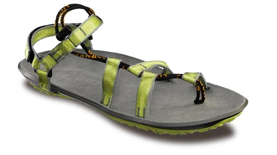 KIOTA W     SOLE: Cocoon, extremely lightweight. Rubber with aggressive multidirectional grip.   FOOTBED: anatomical, lined in suede leather.   UPPER: Quick Fit fastening system, replaceable lace, improved stability through six anchors footbed