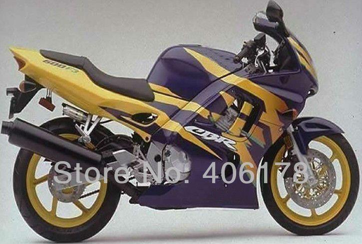 Hot Sales,97 98 cbr 600 f3 fairings For Honda CBR600 F3 1997 1998 Classics Multi Color Fairings (Injection molding) #Affiliate