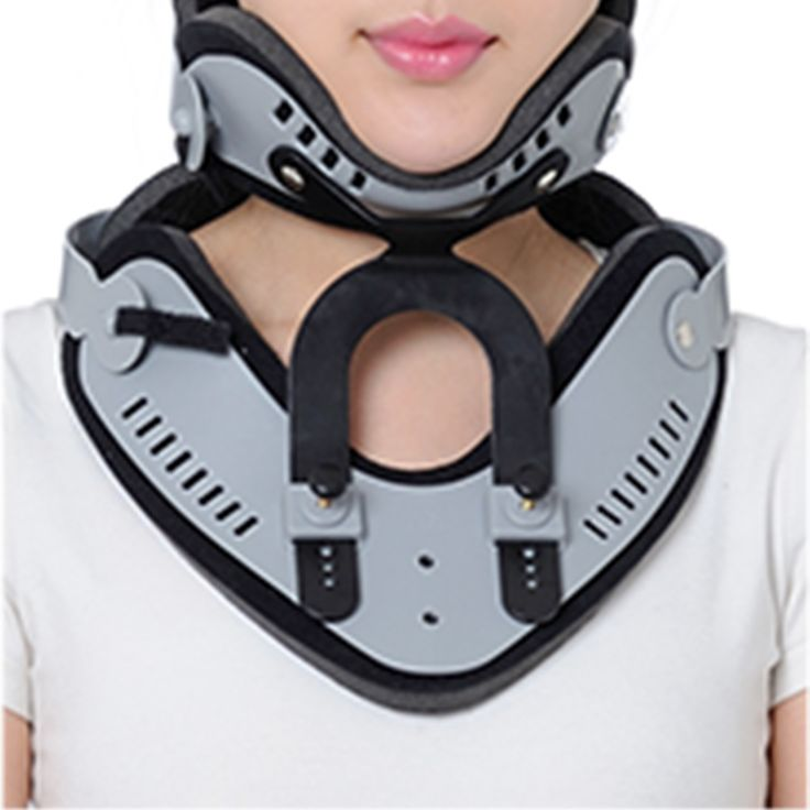 Cervical Collar Neck Brace Provides Neck Support, Relief from Neck Pain and Assist Recovery from Neck Injury or Surgery #Affiliate