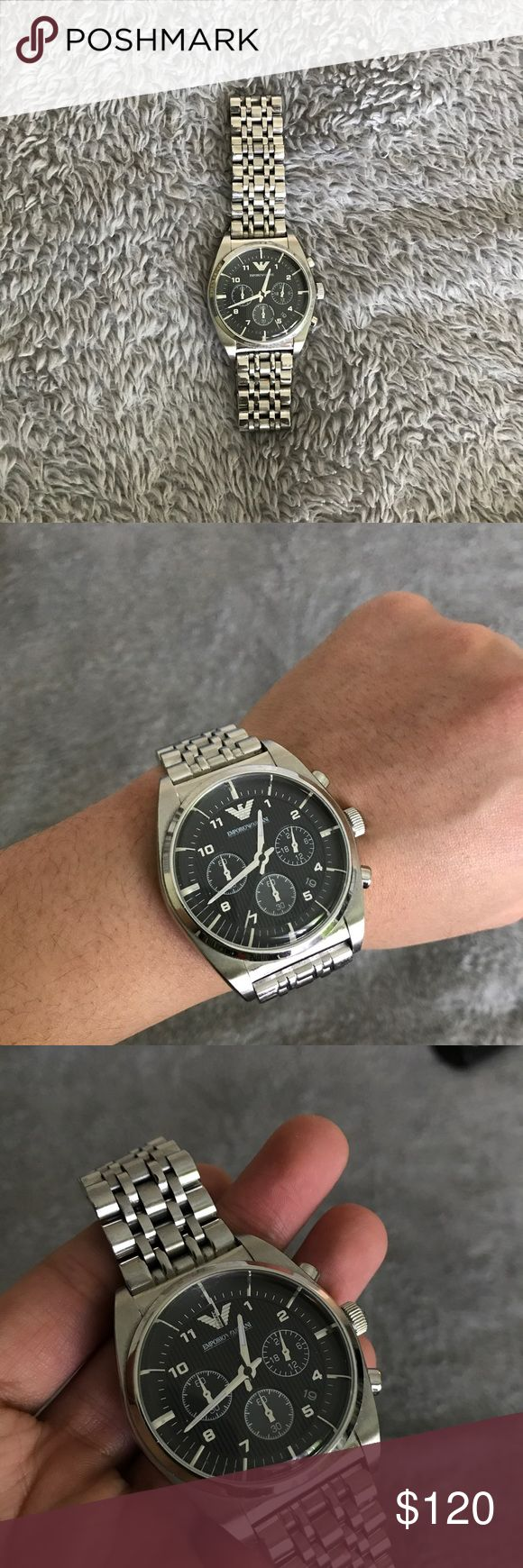 Emporio Armani Watch Emporio Armani Watch. Original price $235. Gently used Emporio Armani Accessories Watches