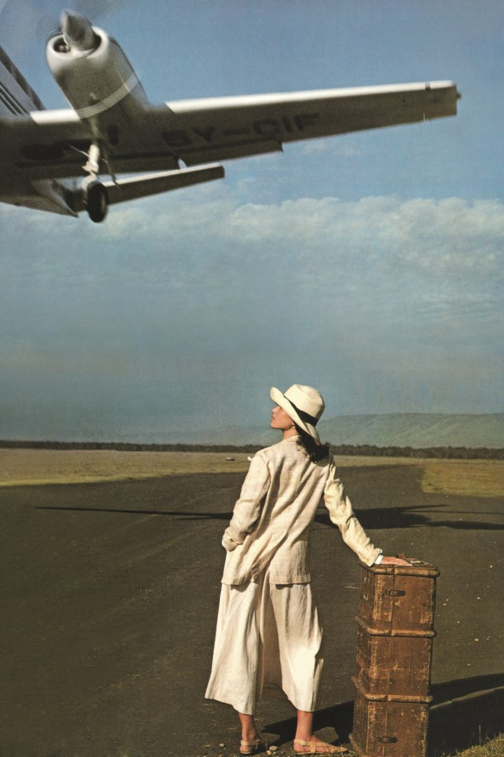 Inside July Vogue The romance of travel? The glamour of official life? Jennifer Steil reveals that when she fell in love with an ambassador, her life changed dramatically, but not in the ways that she first thought.