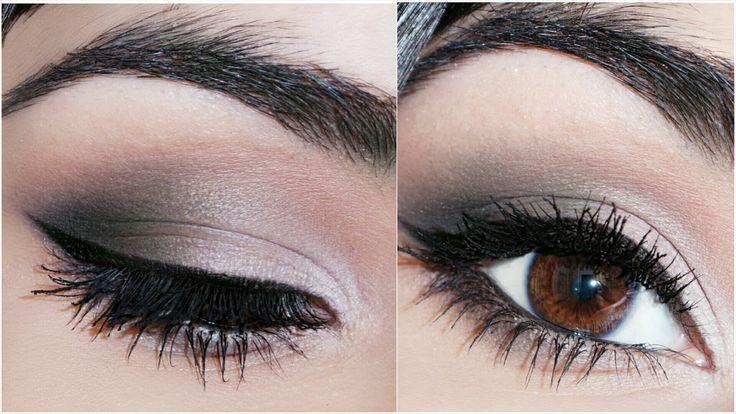 Dumanlı Göz Makyajı Yapmanın En Kolay Yolu!