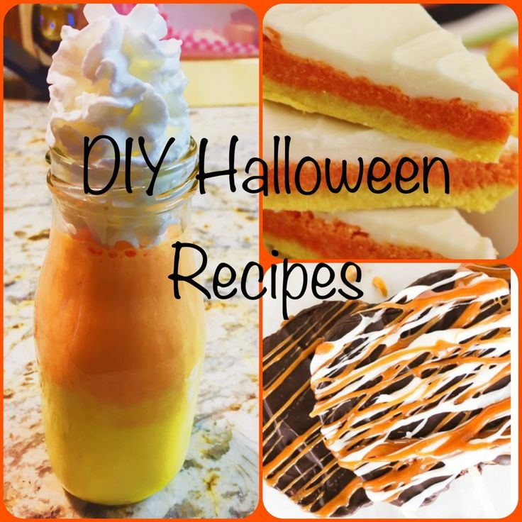 53 best halloween food images on pinterest halloween foods hey guys halloween is just around the corner here are 3 easy recipes you forumfinder Choice Image