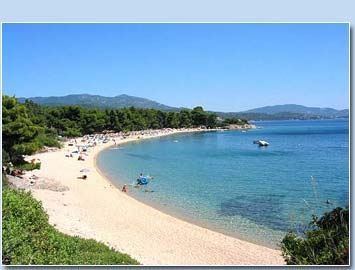 Lagomandra beach, Chalkidiki (Sithonia peninsula)