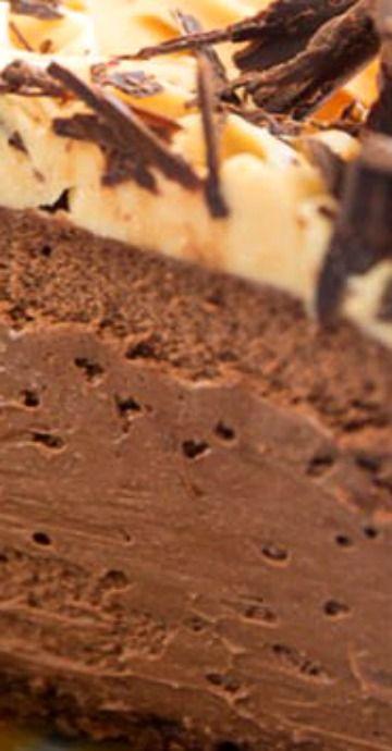Stout Dark Chocolate Cheesecake