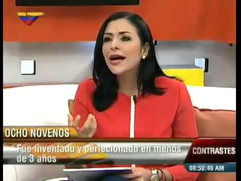"""(Vídeo) Juego de agilidad mental """"Ocho Novenos"""" creación de Venezuela para el mundo http://youtu.be/4mF1bt29K7A vía @YouTube"""