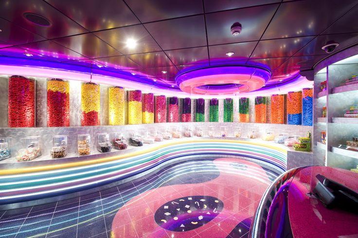 MSC Fantasia - La Caramella Candy Shop