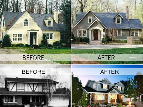 37 best Home exterior renovation images on Pinterest ...