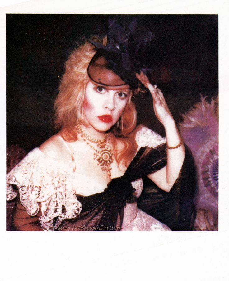 Stevie Nicks.  The most intriguing lady in rock and roll history.  Would love to read her bio when she writes it someday.