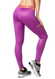 Zumba Party Slashed Ankle Leggings | Zumba Wear Save 10% on Zumba® wear on zumba.com with code 10SALE. Click to shop with 10% discount http://www.zumba.com/en-US/store/US/affiliate?affil=10sale