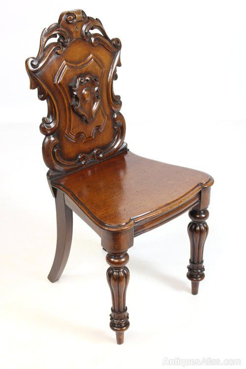 Antique Mahogany Hall Bedroom Occasional Chair ~ antiques-atlas.com - 125 Best Antique Furniture Images On Pinterest Antiques, 19th