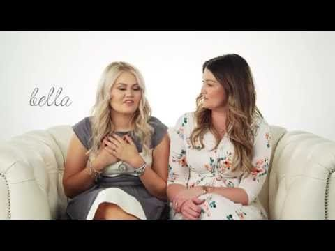 Bella and Chrissy Weems share The Origami Owl Owlette Program #origamiowl #owlette #teenagers #bellaweems