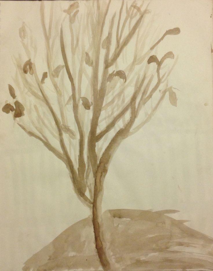 Tree. Majo Cauduro