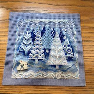 LaGrif Bijoux Geometrie e altre creazioni by Maria cristina Grifone. Design Mill Hill. Handame by LaGrif