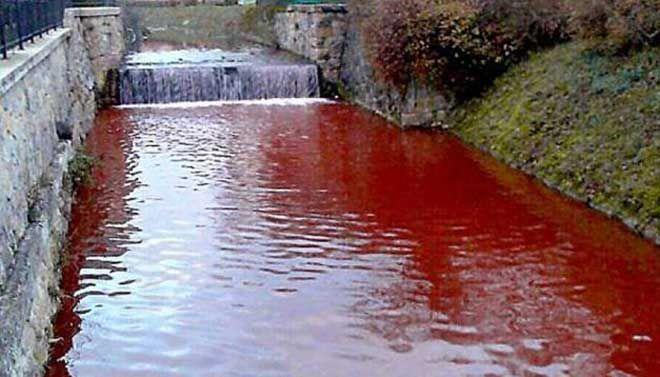 Τύπος & Λόγος: Tα ποτάμια θα σχηματίζουν KATAΡΡΑΚΤΕΣ, όχι από νερ...