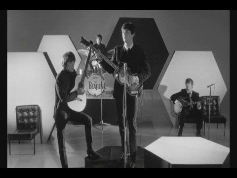 The Beatles - And I Love Her [HQ Original Audio]  From the Movie:  A Hard Days Night.  Maybe the best of all.  Watch the movie, even more impressive in the context of the material produced.