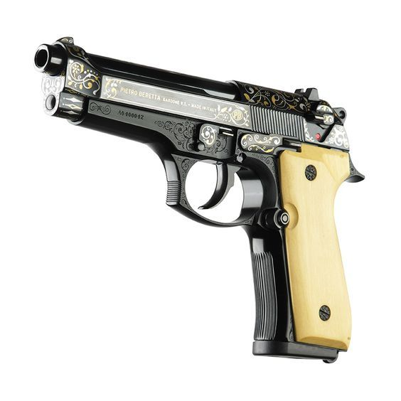 No. 2 of 10 - Beretta 92FS Limited Edition Find our speedloader now! http://www.amazon.com/shops/raeind