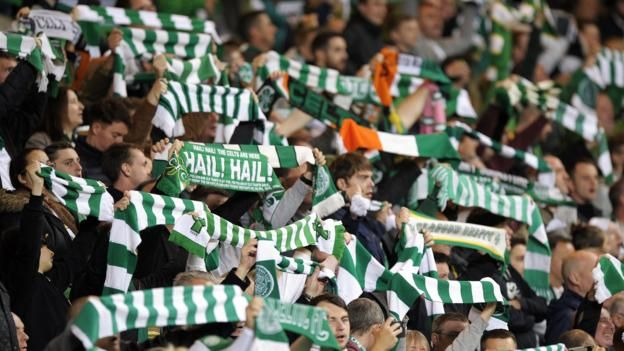 Celtic will not bring fans to potential Linfield game