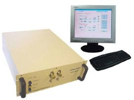 The ATEQ ADSE 740 avionics test equipment is a high performance dual pressure Ps and Pt standalone test bench. This ADSE 740 device is engineered to be used in the workshop or in the laboratory to test and calibrate all air data equipment such as altimeters, vertical speed indicators, air speed indicators, MACH-meter, air data computers specific probes and sensors.