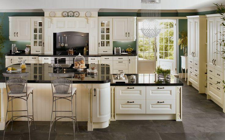 интерьер, кухня, стол, гарнитур, стулья, двери, шкафы, люстра