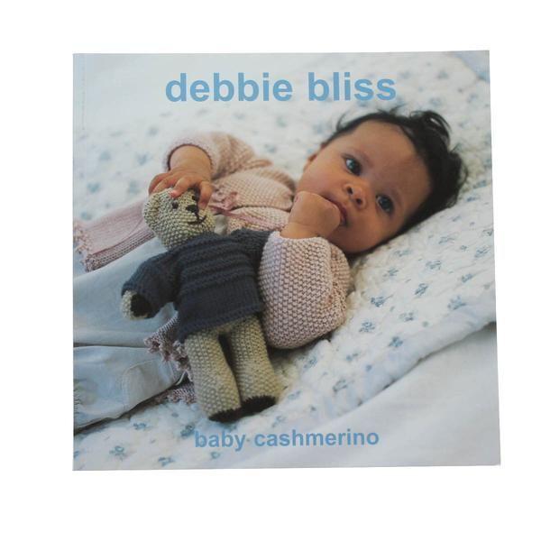 BABY CASHMERINO - book of knitting patterns by Debbie Bliss – TUPPY'S AUSSIE FABRICS