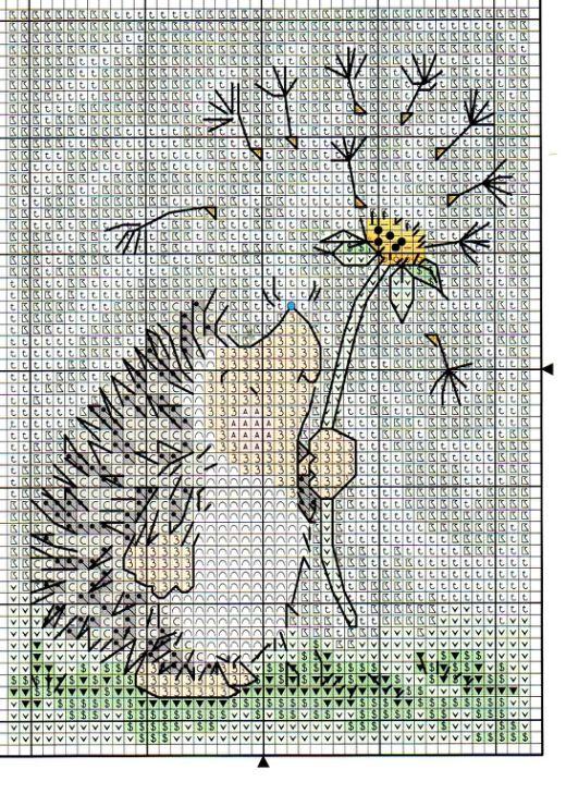Gallery.ru / Фото #33 - Cross Stitch Crazy 167 сентябрь 2012 + приложение Summer fun - tymannost