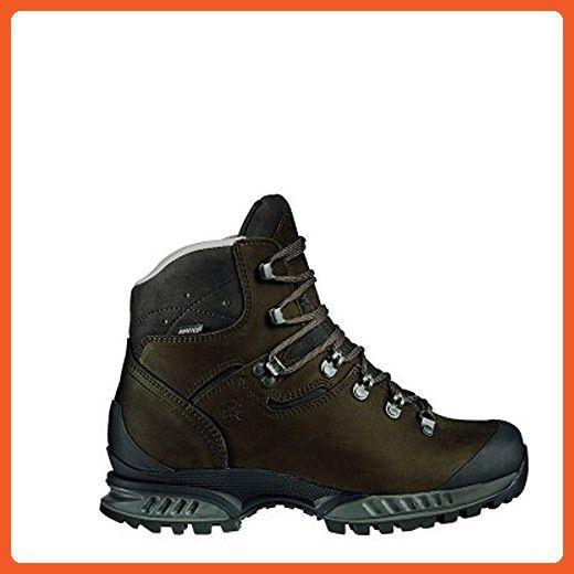 Hanwag Womens H2362 Tatra Wide Lady GTX Hiking Boots, Brown/Erde - 6 -
