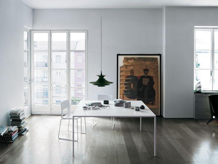 25 Tavolo quadrato by Desalto design Bruno Fattorini, Robin Rizzini, Fattorini   Rizzini   Partners