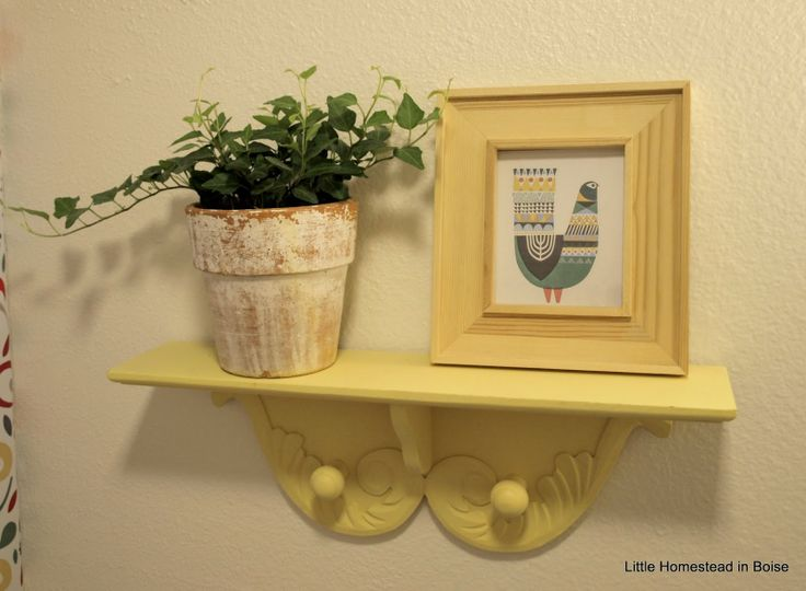 My Shelf With A New Plant And Print. Ikea BathroomFun ...