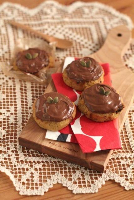 発酵美顔レシピ - 247件のもぐもぐ - みそ麹スイートチョコポテト by 料理研究家 五十嵐夫妻