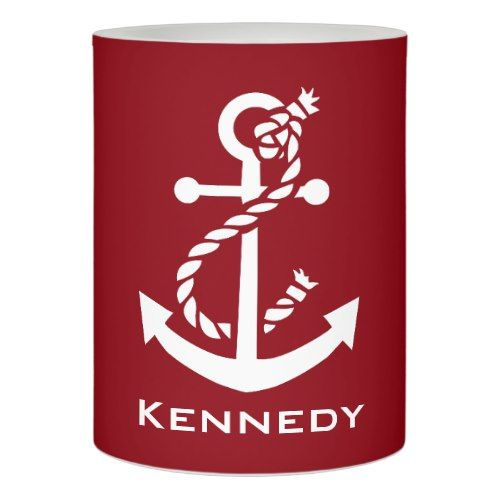 Nautical Name Flameless Candle