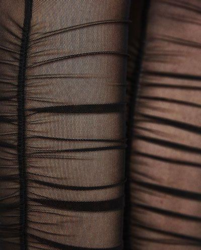 Image 5 de LEGGING TRANSPARENT DRAPÉ de Zara