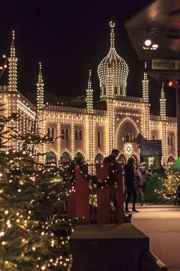 Amalie loves Denmark Weihnachten im Tivoli in Kopenhagen