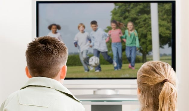 Myth: NEVER sit too close to the TV.  Fact: There is no scientific evidence that sitting too close to the TV is bad for your eyes.  #Justincase #Goodtoknow