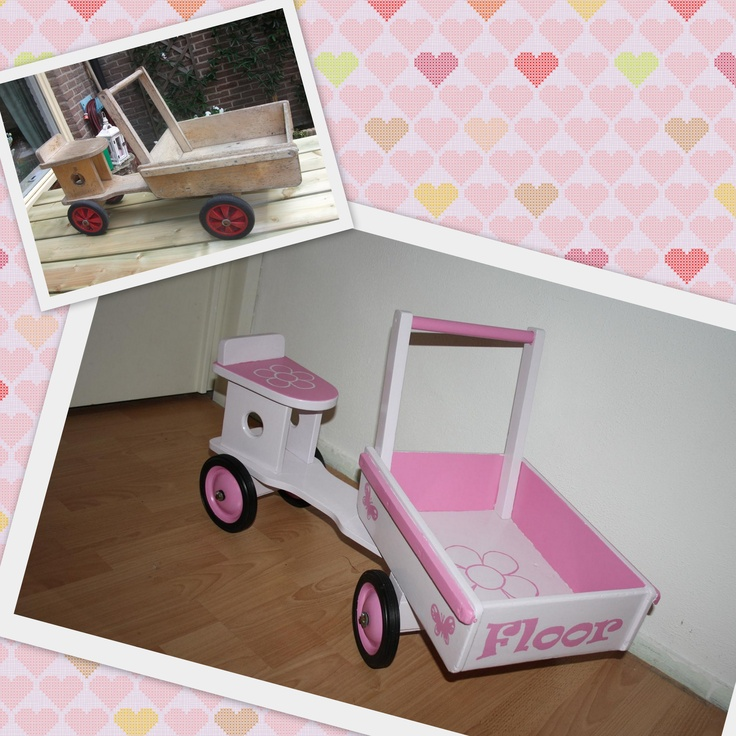 A makeover for my daughter's 1st birthday