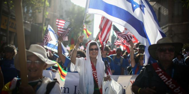 Pro-Israel Christians Rally Support for a US Embassy in Jerusalem - Breaking Israel News | Latest News. Biblical Perspective.