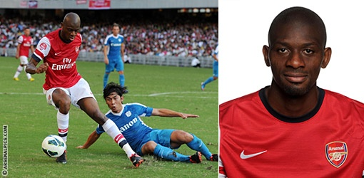 2. Abou Diaby | Players | First Team | Arsenal.com