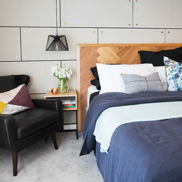 Dean and Shay Room 4 | Guest Bed 2 & Ensuite #theblock #theblockshop
