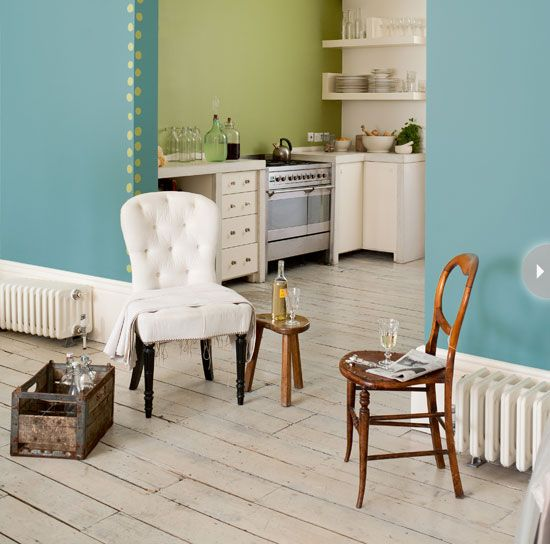 Painting The Floor White: Painted Wood Floors, White Painted Floors And