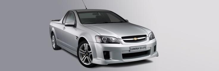 Chevrolet Lumina UTE