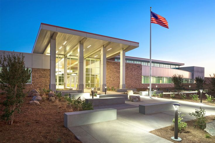 A new jail in San Diego County brings a taste of college life to its inmates | Inhabitat - Sustainable Design Innovation, Eco Architecture, Green Building