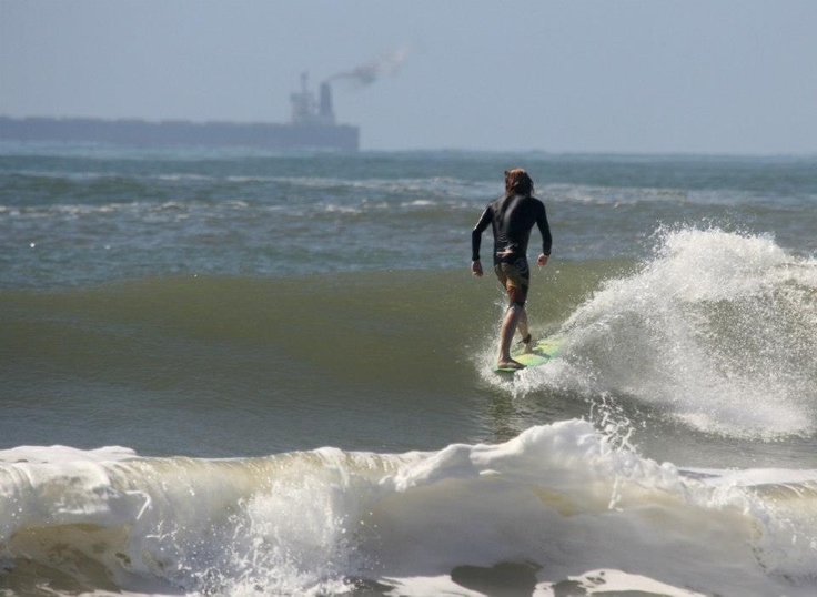 Richards Bay is one of South Africa's premier surfing spots!