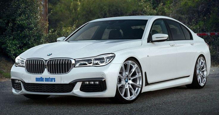 Noelle Motors Works Its Magic On Latest BMW 750i #BMW #BMW_7_Series