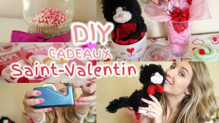 DIY DIY CADEAUX DE SAINT-VALENTIN ! [Entre 5 &10$ !]