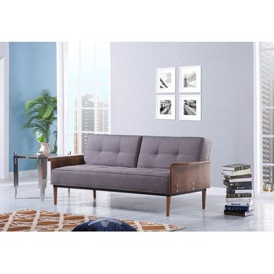 Stassi Modern 3 Seater Sofa Bed by Innova Australia. Get it now or find more Sofa Beds at Temple & Webster.