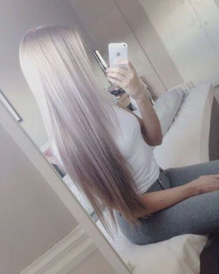 Zdjęcie użytkownika Białe włosy.