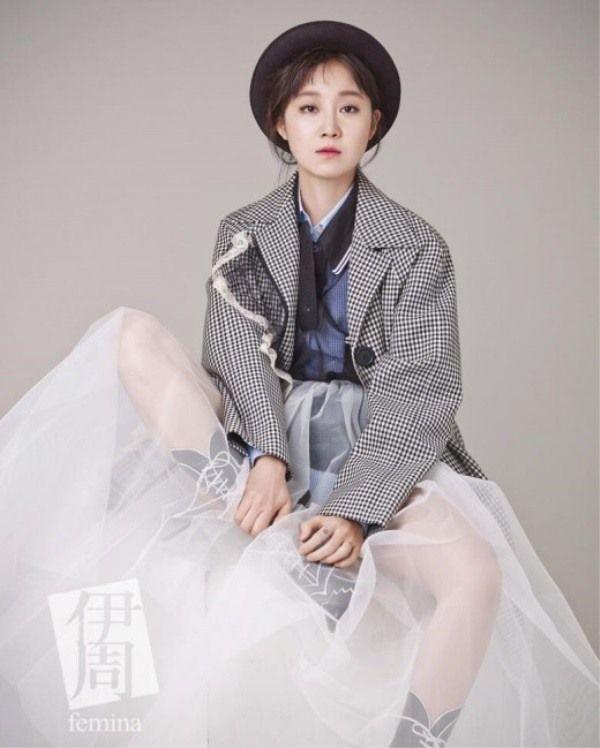 Gong Hyo Jin - Femina Chinese Magazine May Issue '16