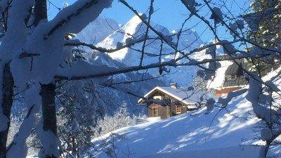 Naturrodelbahn oder Winterwandern in Reit im Winkl