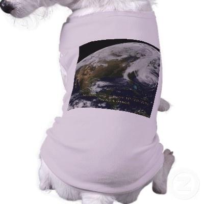 #hurricane #sandy #pet #dog #tshirt #galaxyofstars #storm #zazzle