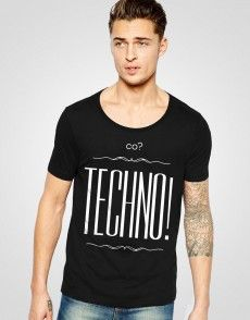 Co Techno T-shirt